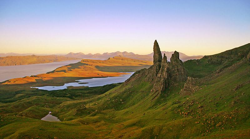 Forteresses d'Écosse