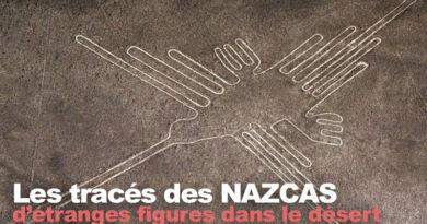 Les tracés Nazcas