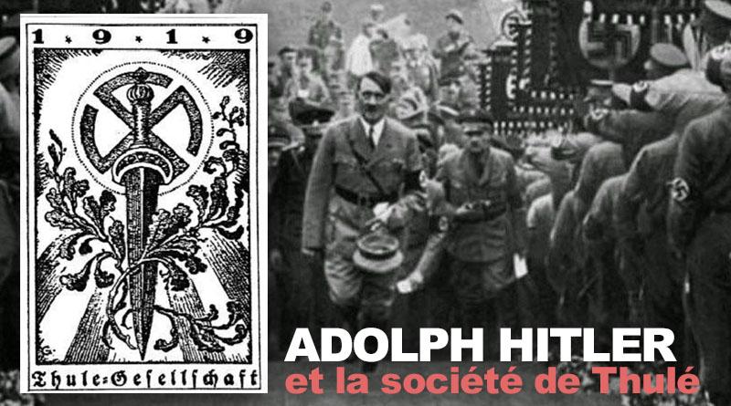 Hitler et la société de Thulé